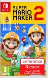 Super Mario Maker 2 Limited Edition Nintendo Switch